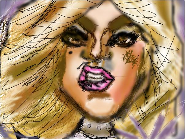 Lady Gaga-VMA-Awards-Cartoon