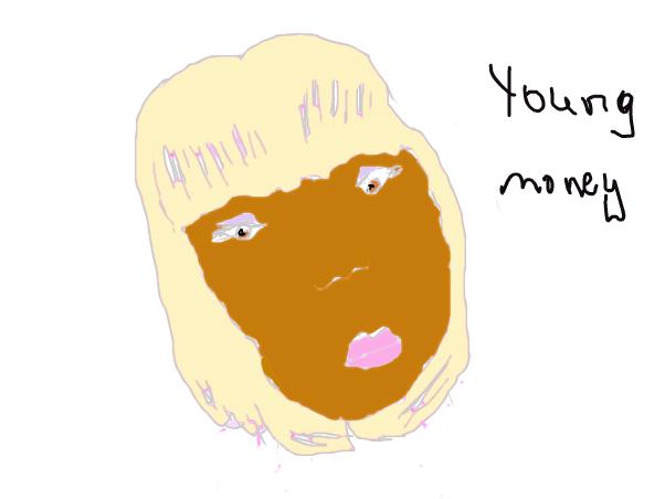 attempt to draw nicki minaj