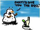 Snowman Cartoon
