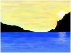 Mountain Sunset -2