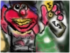 Gangsta Elmo! O.O XD