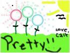 Pretty Day Sketch