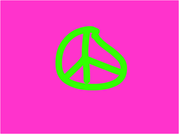 watch it its more than a peace sign