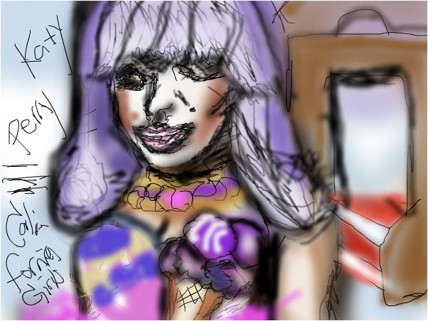 ♥♥♥-Katy Perry-California Girls-Animated!-♥♥♥