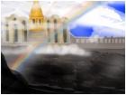 Mountain Top Manse Rainbow