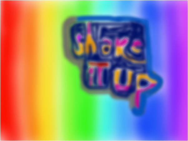 Shake It Up (Disney Channel) Logo