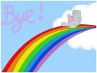 Rainbow Bunnie