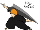 Ichigo Kurosaki - Bleach - Requested