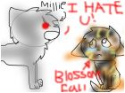 funny yet sad millie and blossomfall pic
