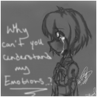 Why can't you understand me?