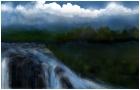 Falls On Pinyon Creek