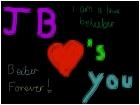 jb loves u