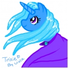 The great and powerful Trixie!