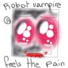 Robot vampire!