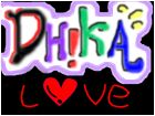 love ,,, dhika