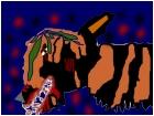 hawloween wolf