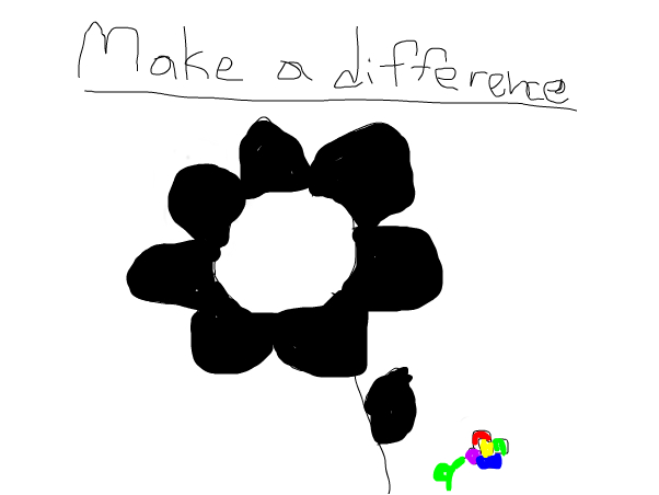 make a diference