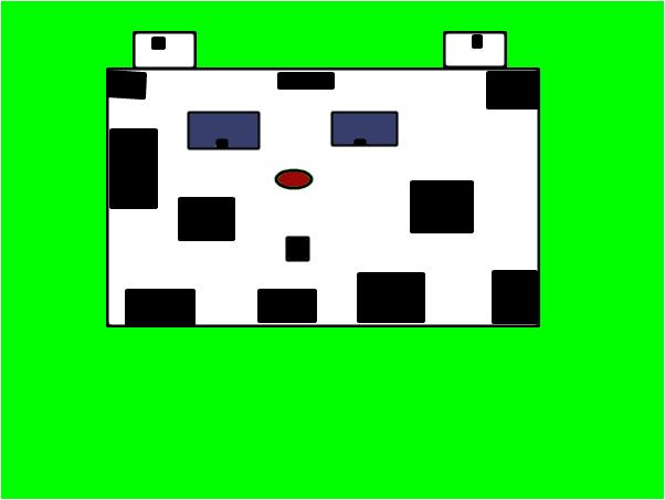 Mindcraft cow