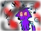 jusin beiber's wolf fursona ~request~
