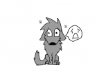 scared wolf ~request~