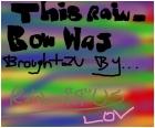 Rainbow Water