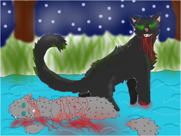 Hollyleaf-Ashfur (I TAKE REQUESTS FOR WARRIOR CATS