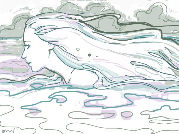the last swim