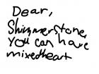 dear shimmerstone
