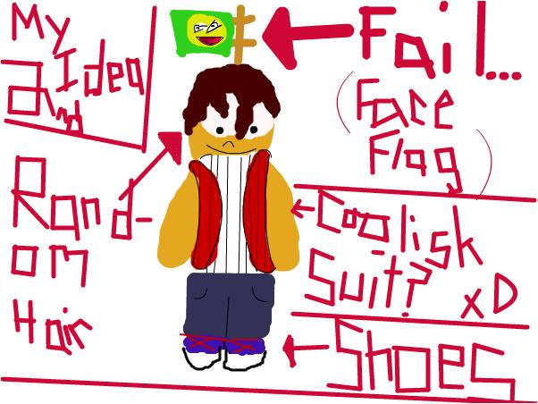 Clothes idea for boys on chobots.net